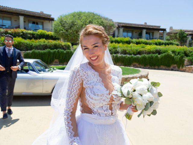 Il matrimonio di Franco e Emanuela a Arzachena, Sassari 30