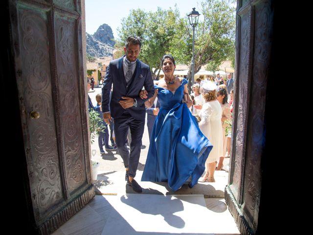 Il matrimonio di Franco e Emanuela a Arzachena, Sassari 60