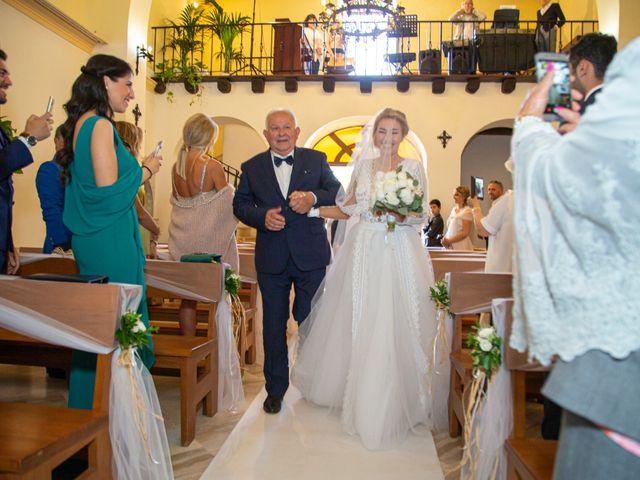 Il matrimonio di Franco e Emanuela a Arzachena, Sassari 61