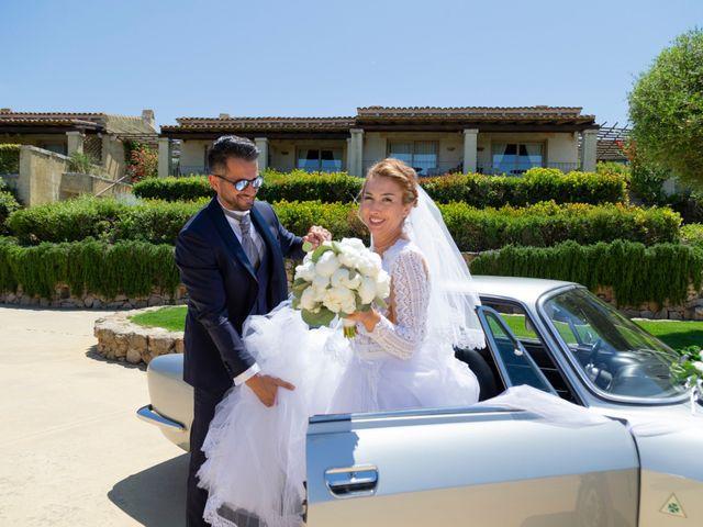 Il matrimonio di Franco e Emanuela a Arzachena, Sassari 70