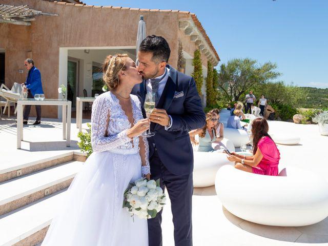 Il matrimonio di Franco e Emanuela a Arzachena, Sassari 71