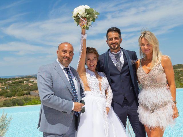 Il matrimonio di Franco e Emanuela a Arzachena, Sassari 72