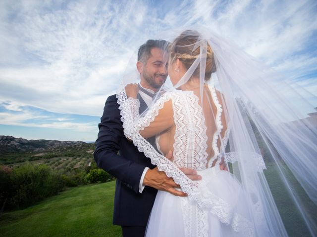 Il matrimonio di Franco e Emanuela a Arzachena, Sassari 76
