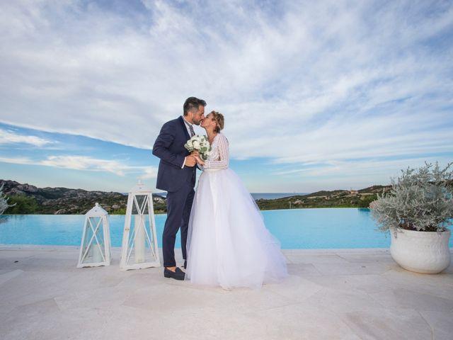 Il matrimonio di Franco e Emanuela a Arzachena, Sassari 77