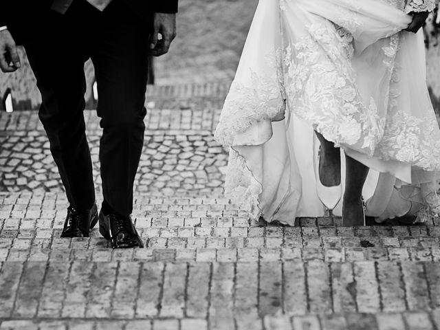 Il matrimonio di Miriam e Vittorio a Cava de' Tirreni, Salerno 1