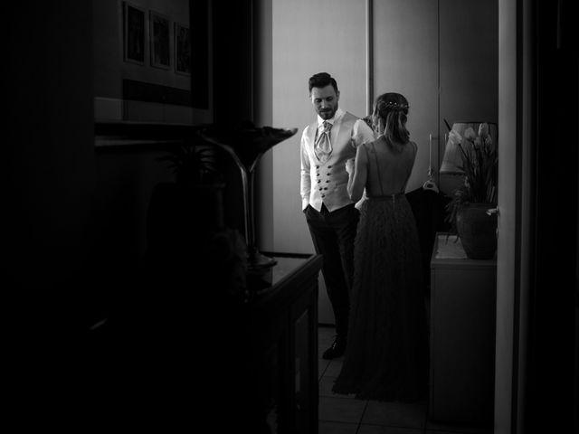 Il matrimonio di Miriam e Vittorio a Cava de' Tirreni, Salerno 4