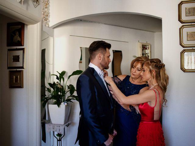Il matrimonio di Miriam e Vittorio a Cava de' Tirreni, Salerno 5