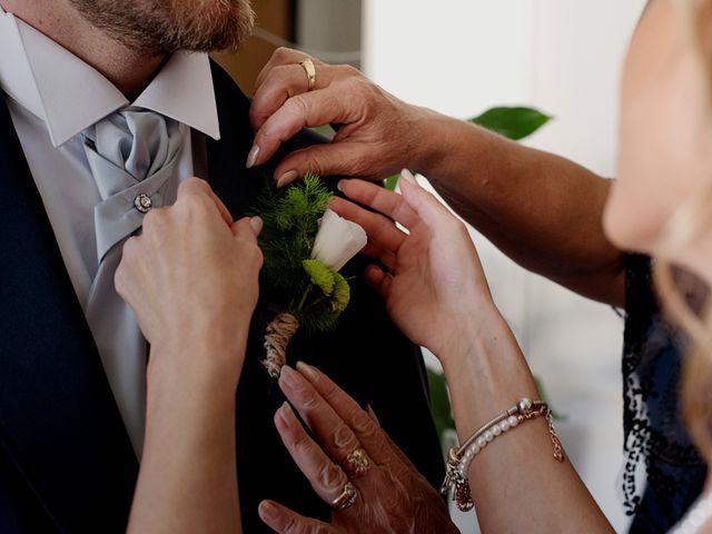 Il matrimonio di Miriam e Vittorio a Cava de' Tirreni, Salerno 6