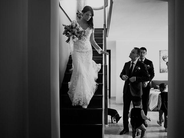 Il matrimonio di Miriam e Vittorio a Cava de' Tirreni, Salerno 20