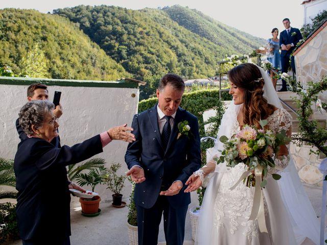 Il matrimonio di Miriam e Vittorio a Cava de' Tirreni, Salerno 25