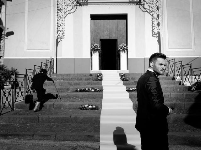 Il matrimonio di Miriam e Vittorio a Cava de' Tirreni, Salerno 27