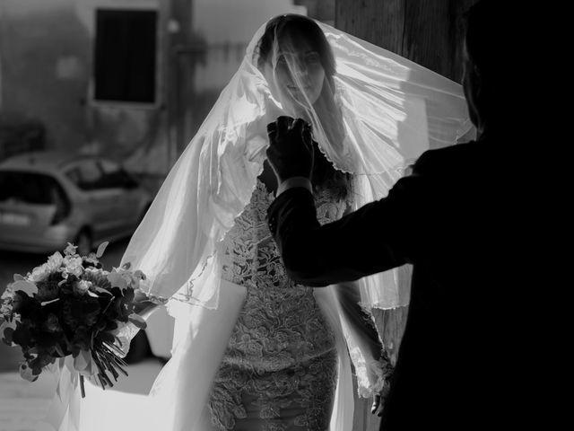Il matrimonio di Miriam e Vittorio a Cava de' Tirreni, Salerno 29