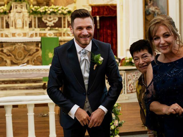 Il matrimonio di Miriam e Vittorio a Cava de' Tirreni, Salerno 30