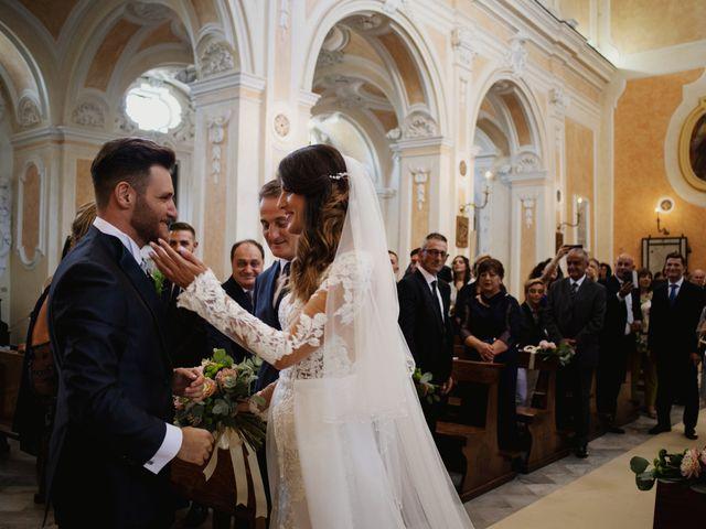 Il matrimonio di Miriam e Vittorio a Cava de' Tirreni, Salerno 31