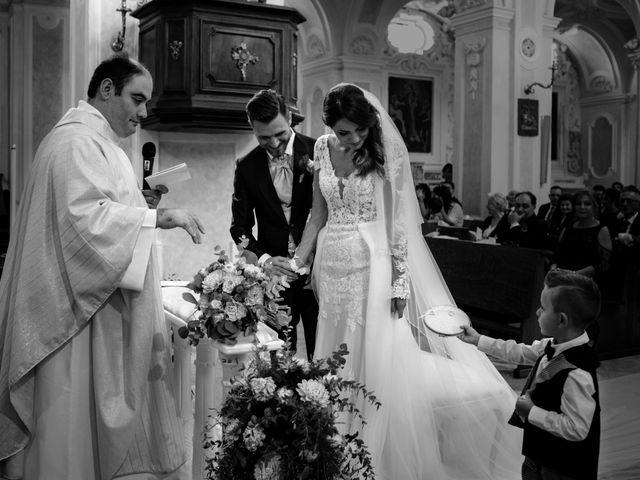 Il matrimonio di Miriam e Vittorio a Cava de' Tirreni, Salerno 32