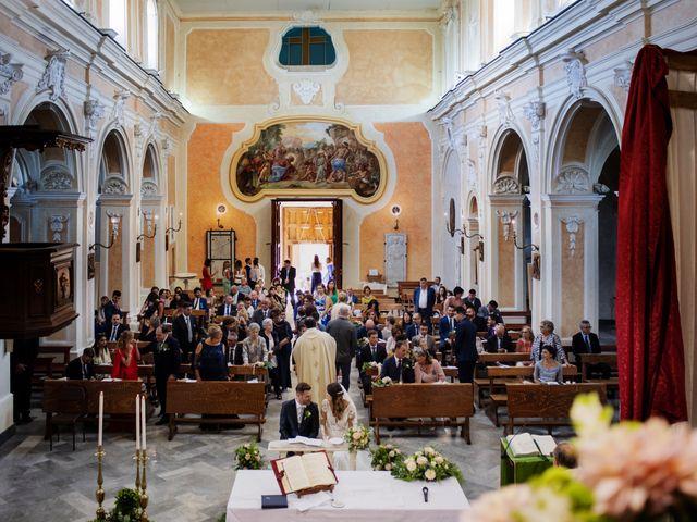 Il matrimonio di Miriam e Vittorio a Cava de' Tirreni, Salerno 33