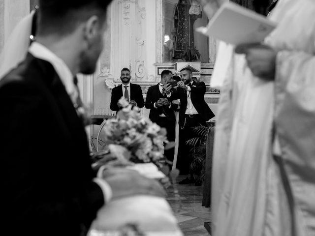 Il matrimonio di Miriam e Vittorio a Cava de' Tirreni, Salerno 34