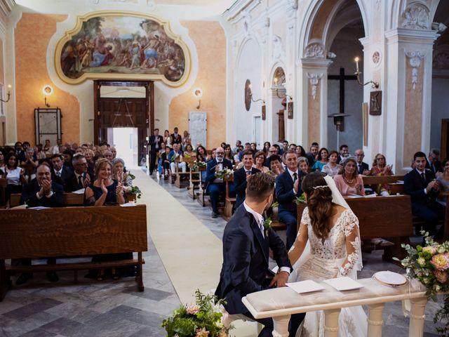 Il matrimonio di Miriam e Vittorio a Cava de' Tirreni, Salerno 36