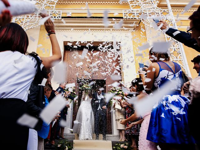 Il matrimonio di Miriam e Vittorio a Cava de' Tirreni, Salerno 38