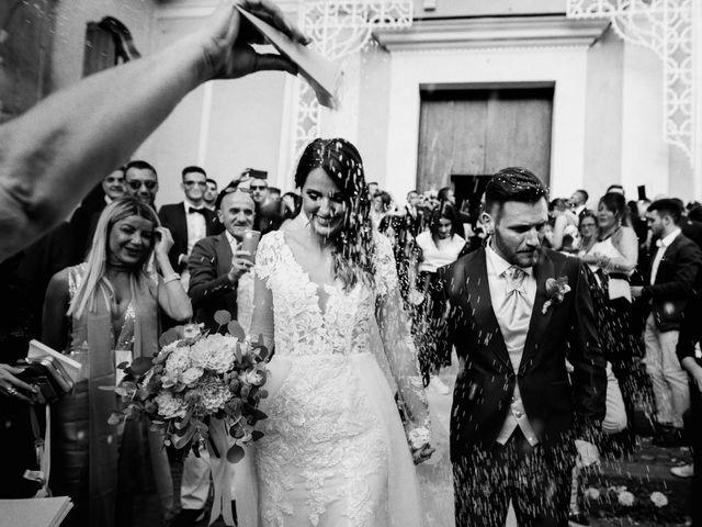 Il matrimonio di Miriam e Vittorio a Cava de' Tirreni, Salerno 39