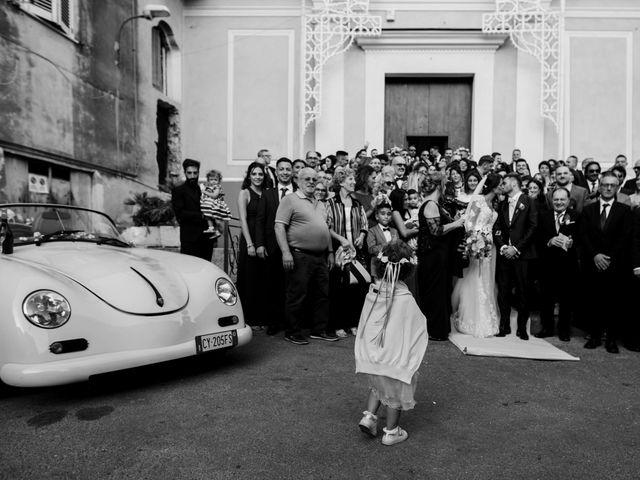 Il matrimonio di Miriam e Vittorio a Cava de' Tirreni, Salerno 40