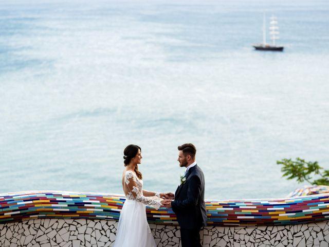 Il matrimonio di Miriam e Vittorio a Cava de' Tirreni, Salerno 43