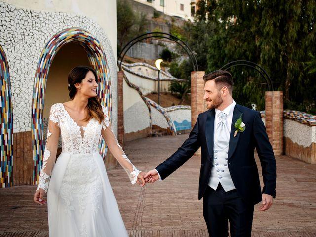 Il matrimonio di Miriam e Vittorio a Cava de' Tirreni, Salerno 45