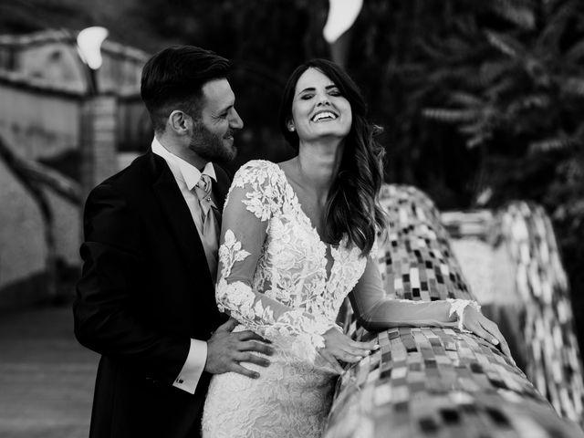 Il matrimonio di Miriam e Vittorio a Cava de' Tirreni, Salerno 47