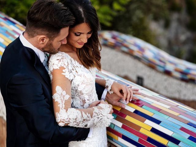 Il matrimonio di Miriam e Vittorio a Cava de' Tirreni, Salerno 48