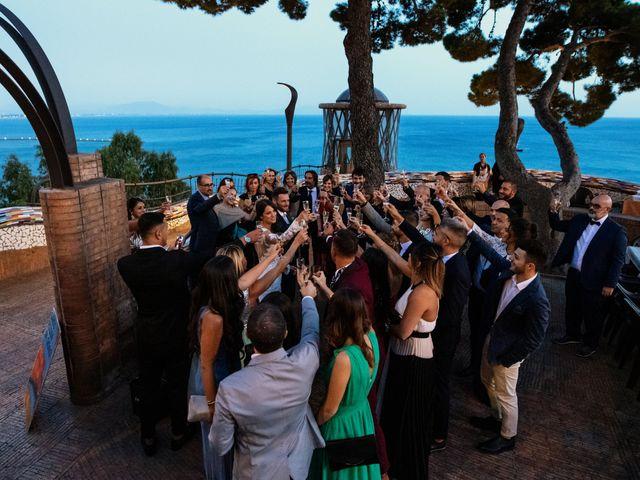 Il matrimonio di Miriam e Vittorio a Cava de' Tirreni, Salerno 50