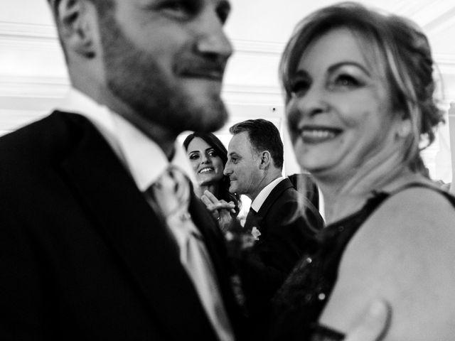 Il matrimonio di Miriam e Vittorio a Cava de' Tirreni, Salerno 56