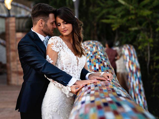 Il matrimonio di Miriam e Vittorio a Cava de' Tirreni, Salerno 61