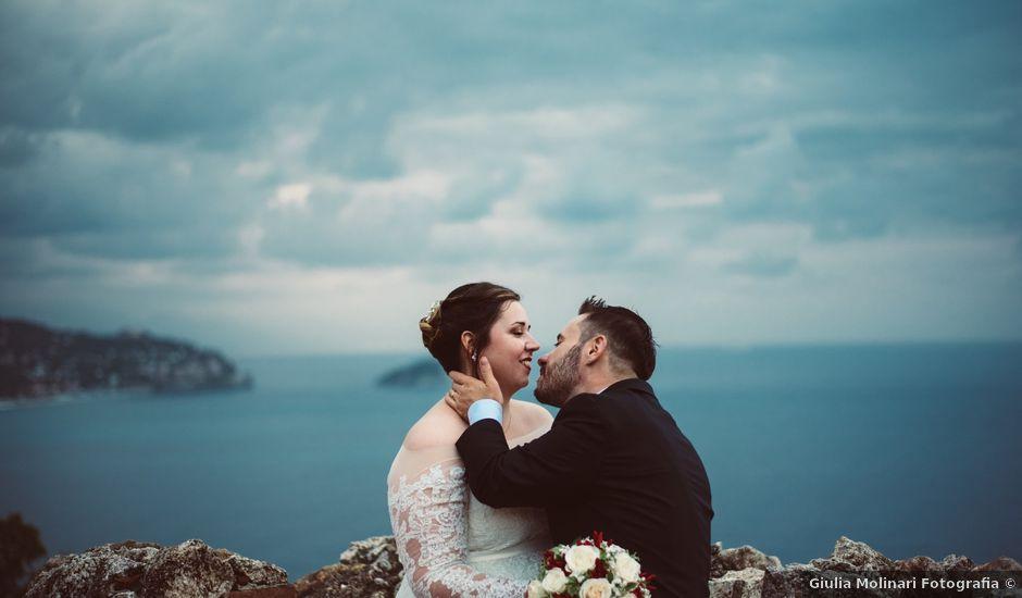 Il matrimonio di Nicholas e Laura a Savona, Savona