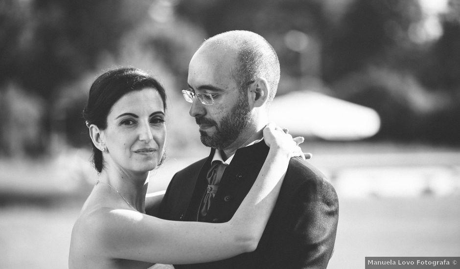 Il matrimonio di Alessandro e Annamaria a Varano Borghi, Varese