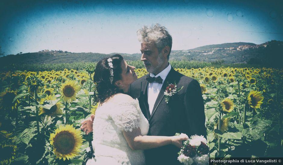 Il matrimonio di Daniele e Barbara a Campiglia Marittima, Livorno