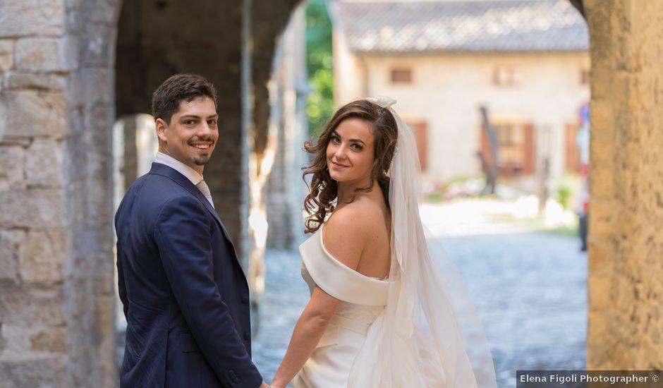 Il matrimonio di Riccardo e Alessandra a Salsomaggiore Terme, Parma