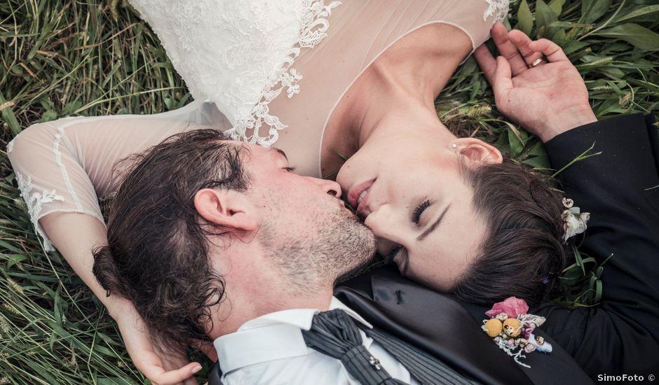 Il matrimonio di Marcello e Chiara a Mergozzo, Verbania