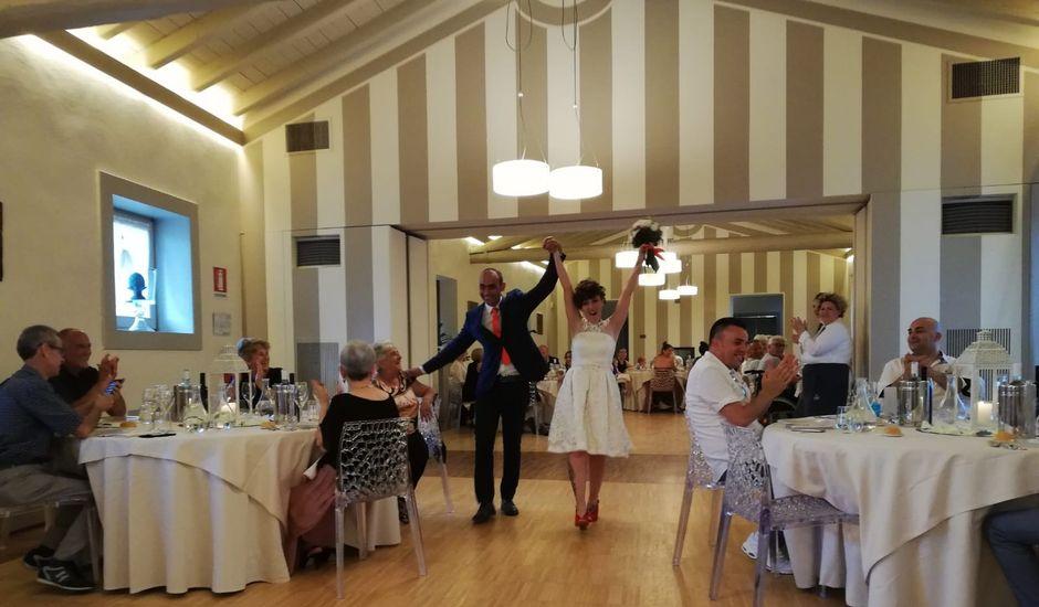 Il matrimonio di Giampaolo  e Antonella  a Corte Franca, Brescia