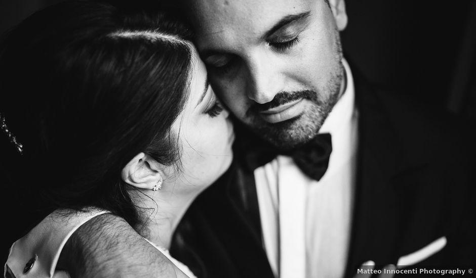 Il matrimonio di Alessandro e Valentina a Signa, Firenze