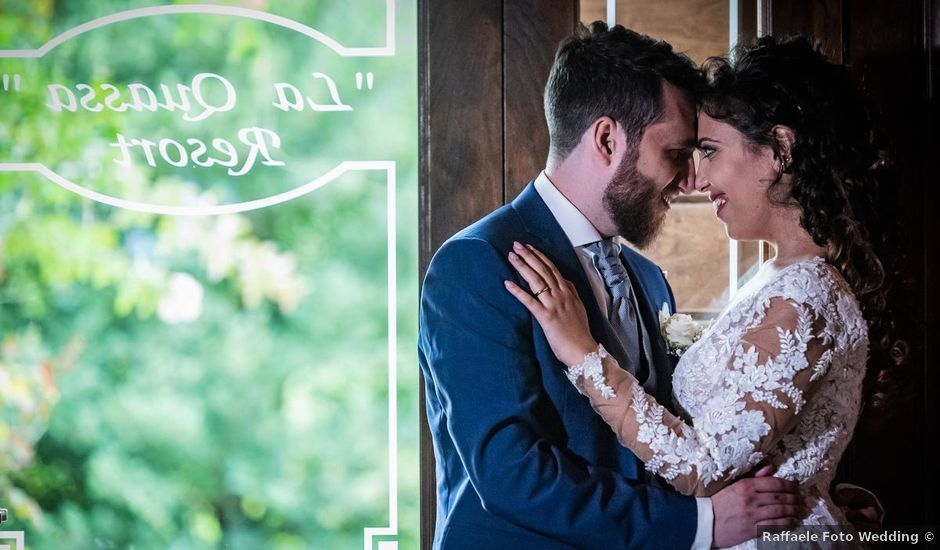 Il matrimonio di Emanuele e Emanuela a Angera, Varese