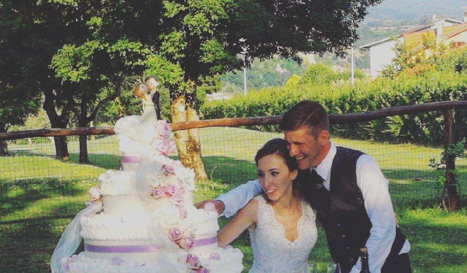 Il matrimonio di Marco e Laura a Pontremoli, Massa Carrara