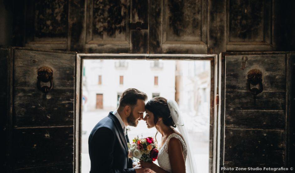 Il matrimonio di Lorenzo e Marianna a Città Sant'Angelo, Pescara