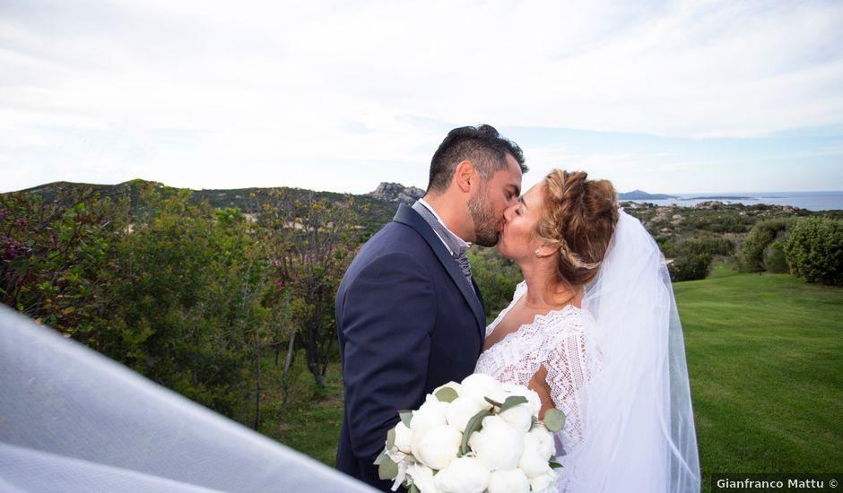 Il matrimonio di Franco e Emanuela a Arzachena, Sassari
