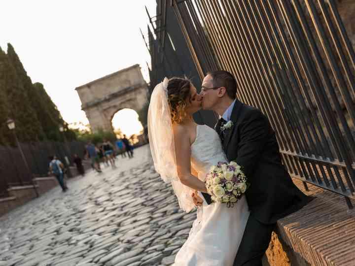 le nozze di Erica e Bernardino