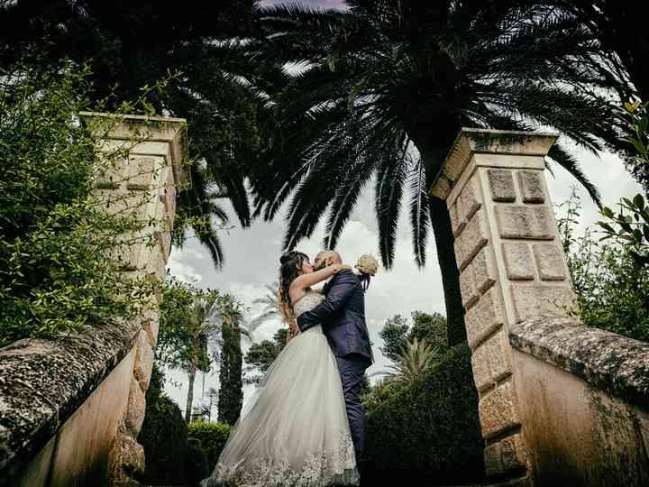 le nozze di Giovanna e Piermario