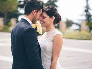 Le nozze di Mariateresa e Valerio