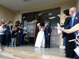 Le nozze di Adriana e Angelo