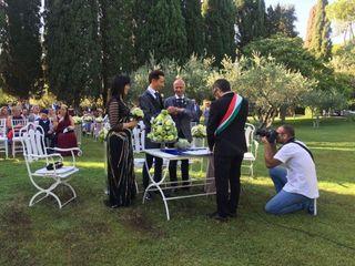 le nozze di Mario e Viorel Alin 2