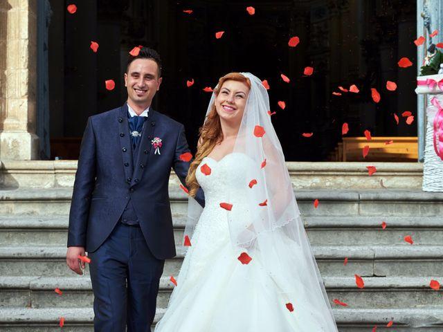 le nozze di Vanessa e Graziano