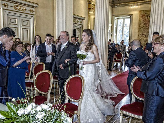 Il matrimonio di Simone e Laura a Desio, Monza e Brianza 28